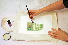 Basteln: Basteltipp: Drucken mit Lavendelöl - Bild 4