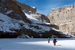 Im Zanskar-Tal
