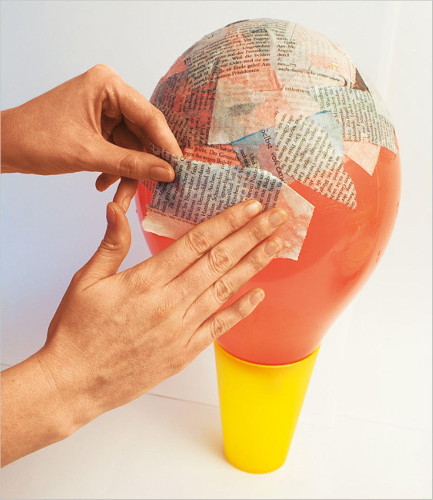 Basteln: Basteltipp: schlagfertige Piñatas - Bild 3