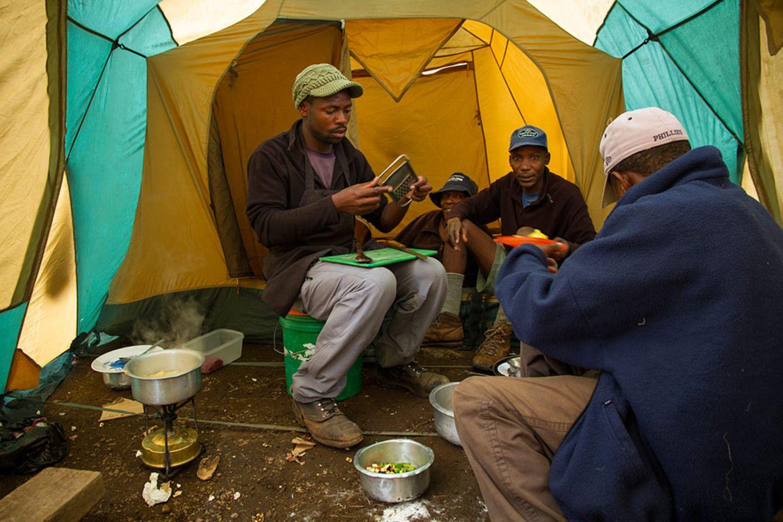 Fotogalerie: Hoch hinaus in Afrika - Bild 2