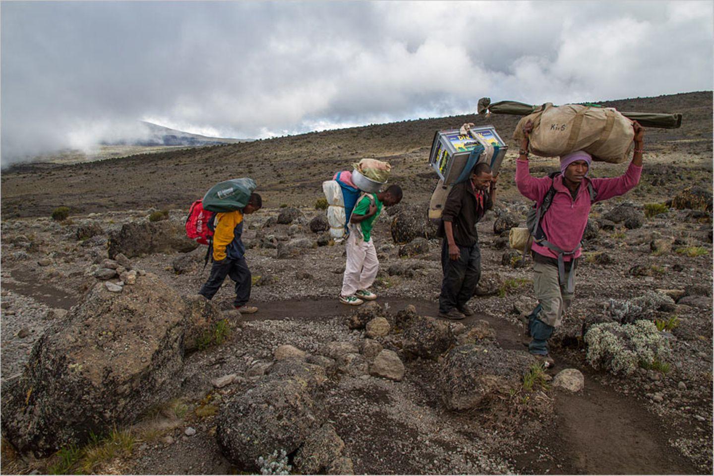Fotogalerie: Hoch hinaus in Afrika - Bild 10
