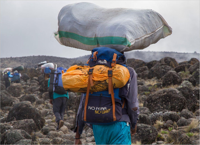 Fotogalerie: Hoch hinaus in Afrika - Bild 11