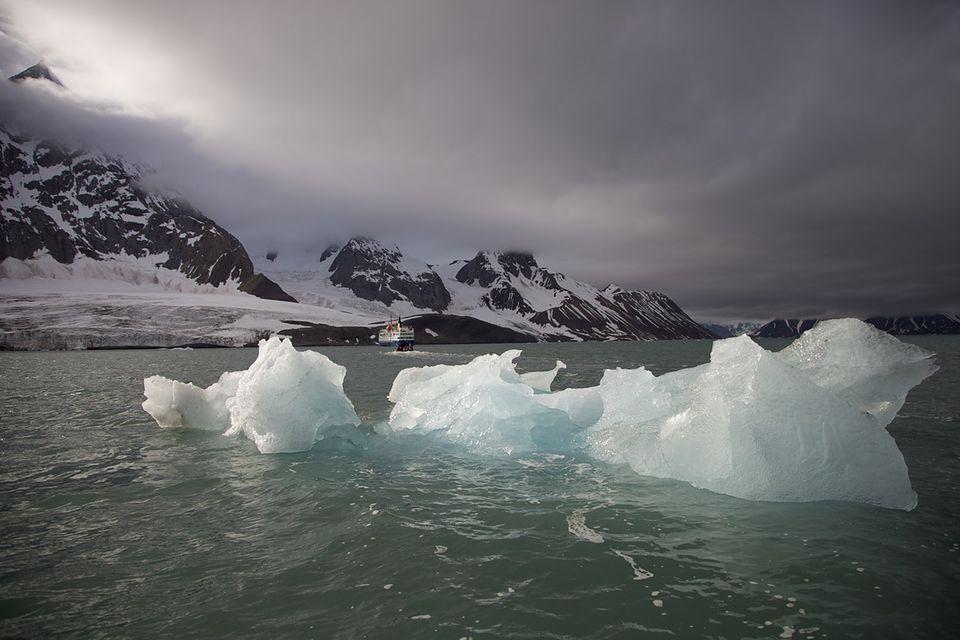 Spitzbergen: Schwer gefragt
