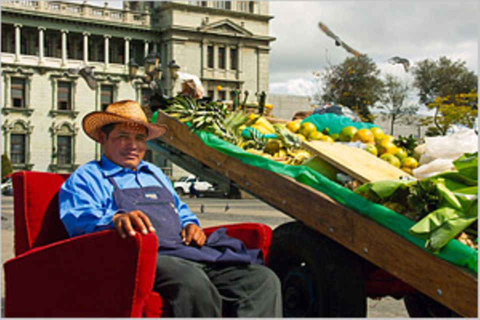 Fotogalerie: Mittelamerika nimmt Platz