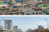 Straßen-Vergleich