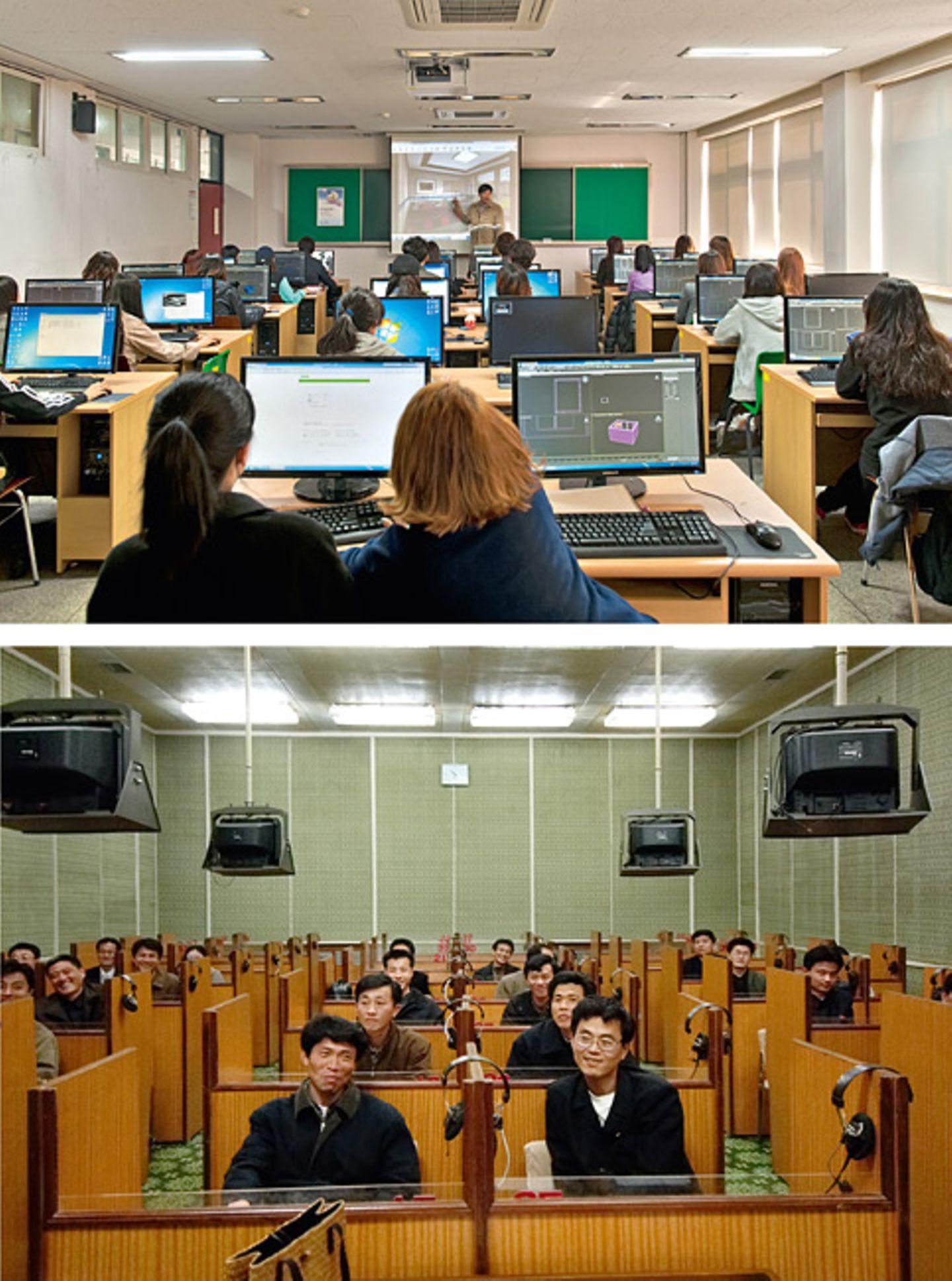 Bildungsvergleich