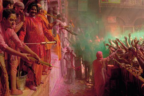 Fotogalerie: Heiliges Indien