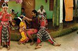 Raghurajpur: Gotipua-Tänzer