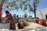 Kumbhalgarh: Puja in einem Dorftempel