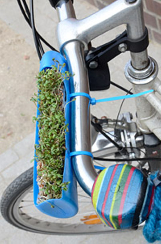 Upcycling: Firlefanz fürs Fahrrad