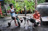 Kinder in Kambodscha - Bild 3