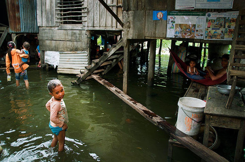 Kinder in Kambodscha - Bild 4