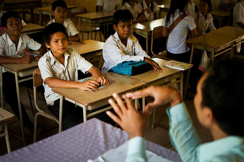 Kinder in Kambodscha - Bild 6