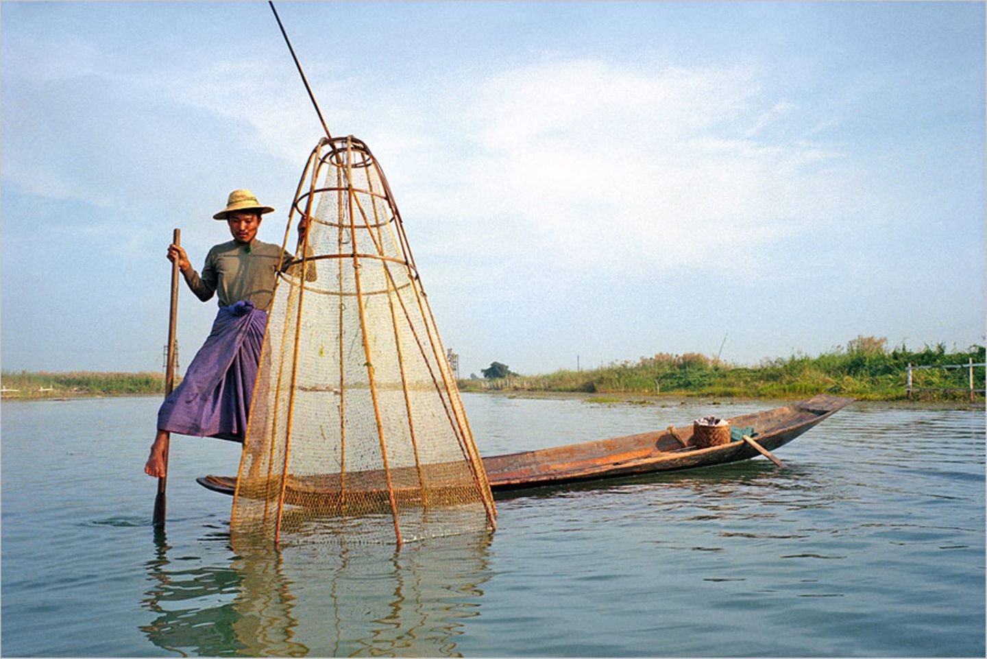 Inle-See.