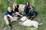 Hunde: Blindenhunde: Gespann mit guter Führung - Bild 14