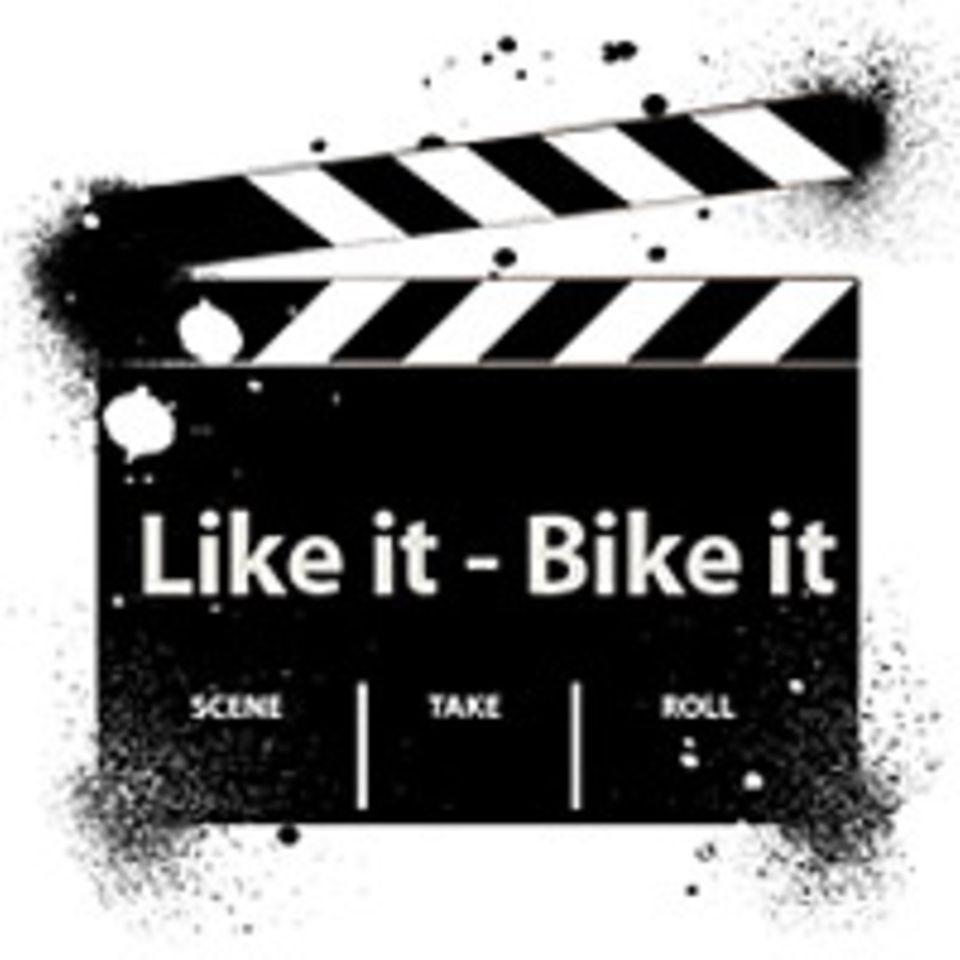 Klappe die Erste: Auf geht's mit dem Rad für den Jugendfilm-Wettbewerb