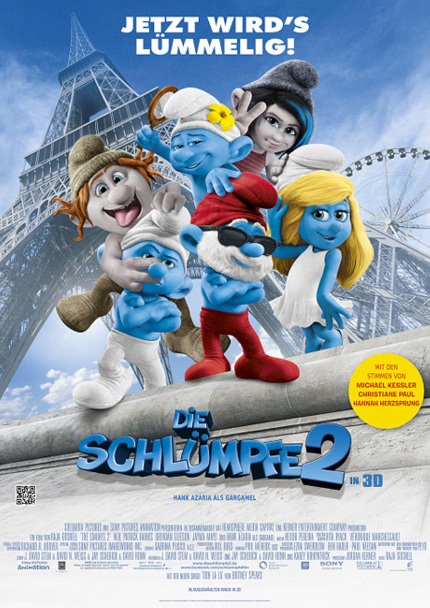 Kino: Kinotipp: Die Schlümpfe 2