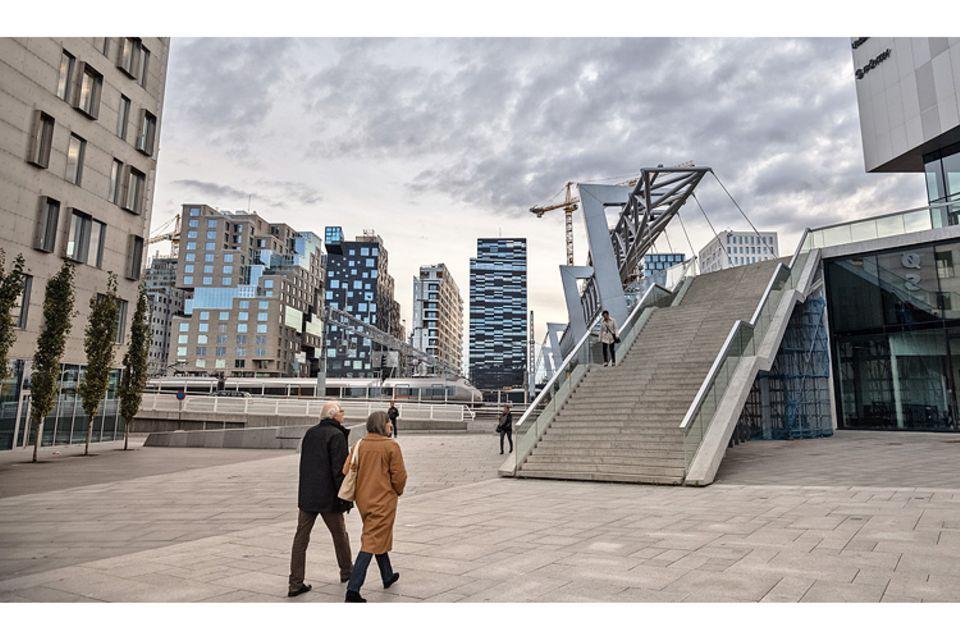 Fotogalerie: Fotogalerie: Paris, London? Oslo!