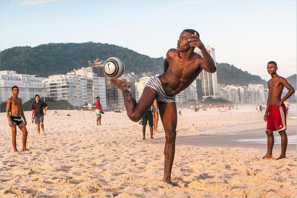 Fotogalerie: Rio de Janeiro