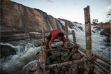 Fotogalerie: Traditionelle Mekong-Fischerei vor dem Aus - Bild 5