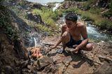 Fotogalerie: Traditionelle Mekong-Fischerei vor dem Aus - Bild 6