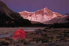 Ein Anblick wie im Himalaya