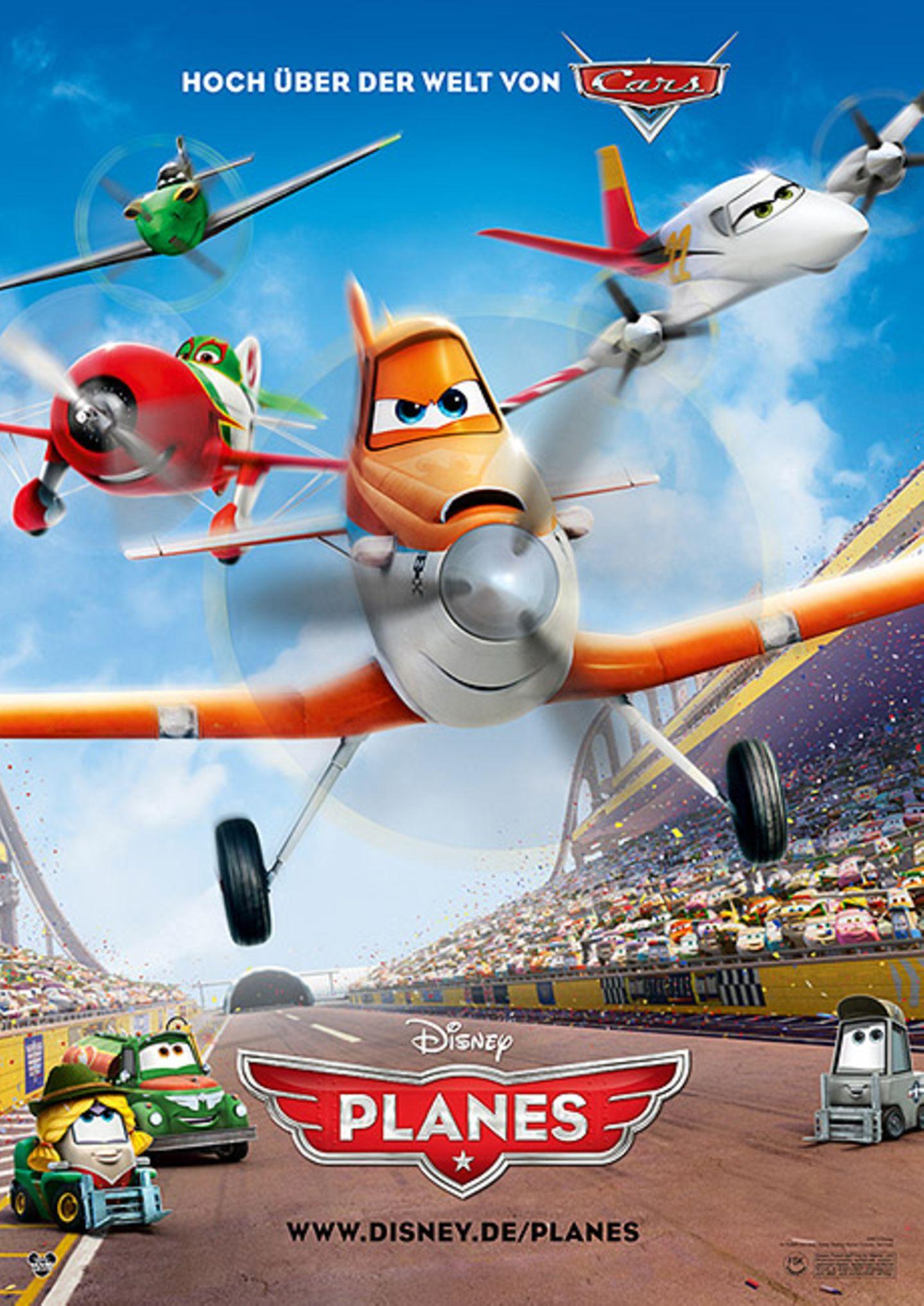 Kino: Kinotipp: Planes - Bild 2
