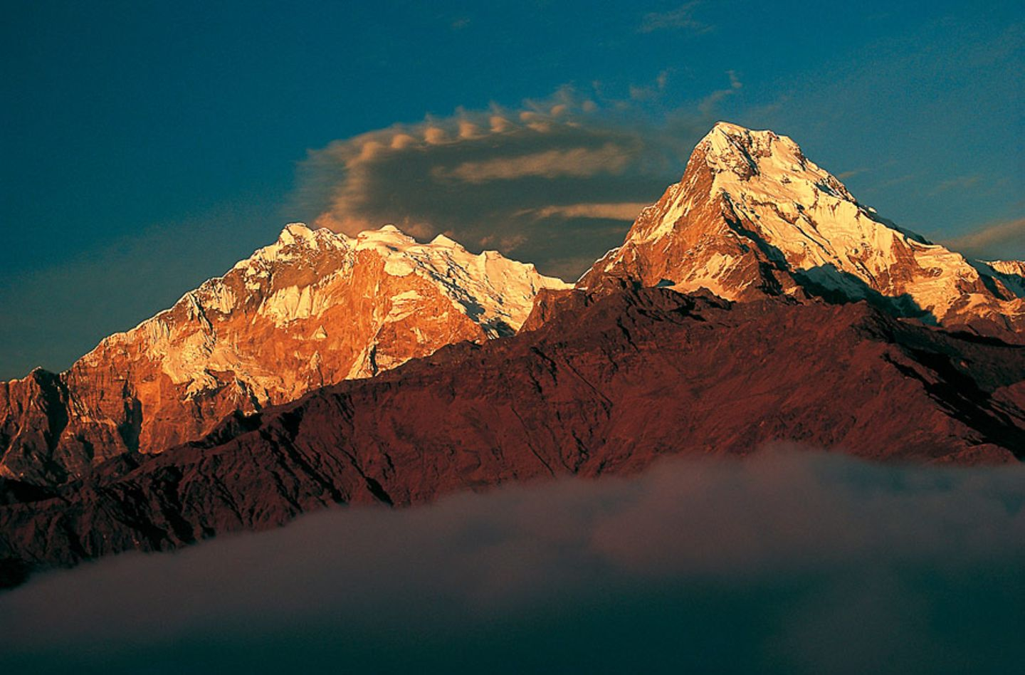 Blick vom Poon Hill