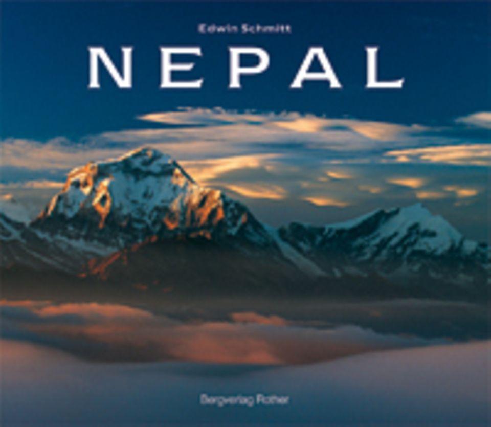 Fotogalerie: Edwin Schmitt Nepal Bergverlag Rother 2011 264 Seiten, 320 farbige Abb.