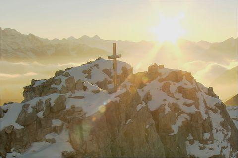 Interview: Die Alpen von oben
