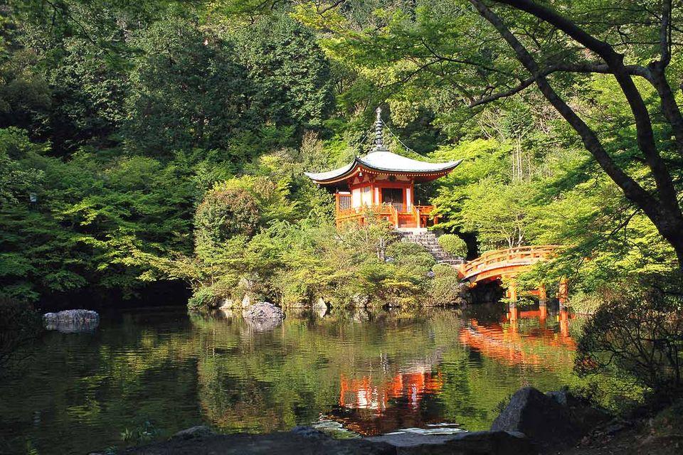 Fotogalerie: Pilgern in Japan