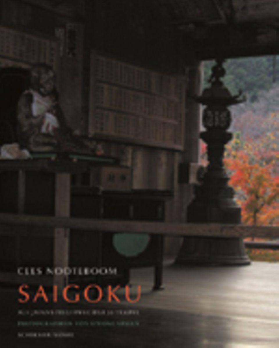 Fotogalerie: Cees Nooteboom Saigoku Schirmer/Mosel 2013 200 Seiten, 111 farbige Abb.