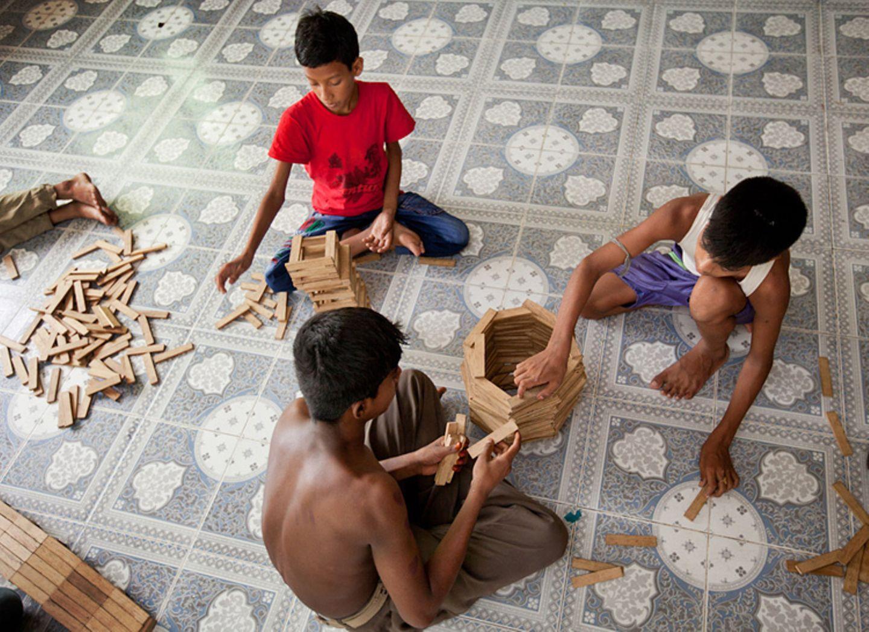UNICEF: Warum Rajib täglich schuftet - Bild 7