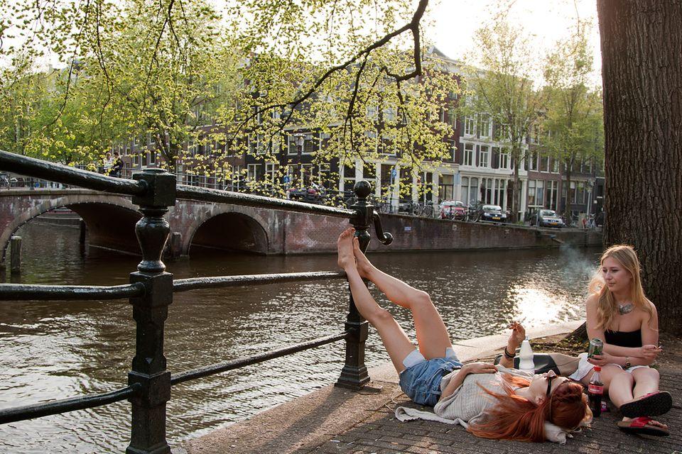 Fotogalerie: Ein Hoch auf Amsterdam