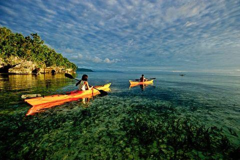 Fotogalerie: Raja Ampat: Im Kajak durchs Aquarium