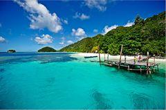 Insel Wayag