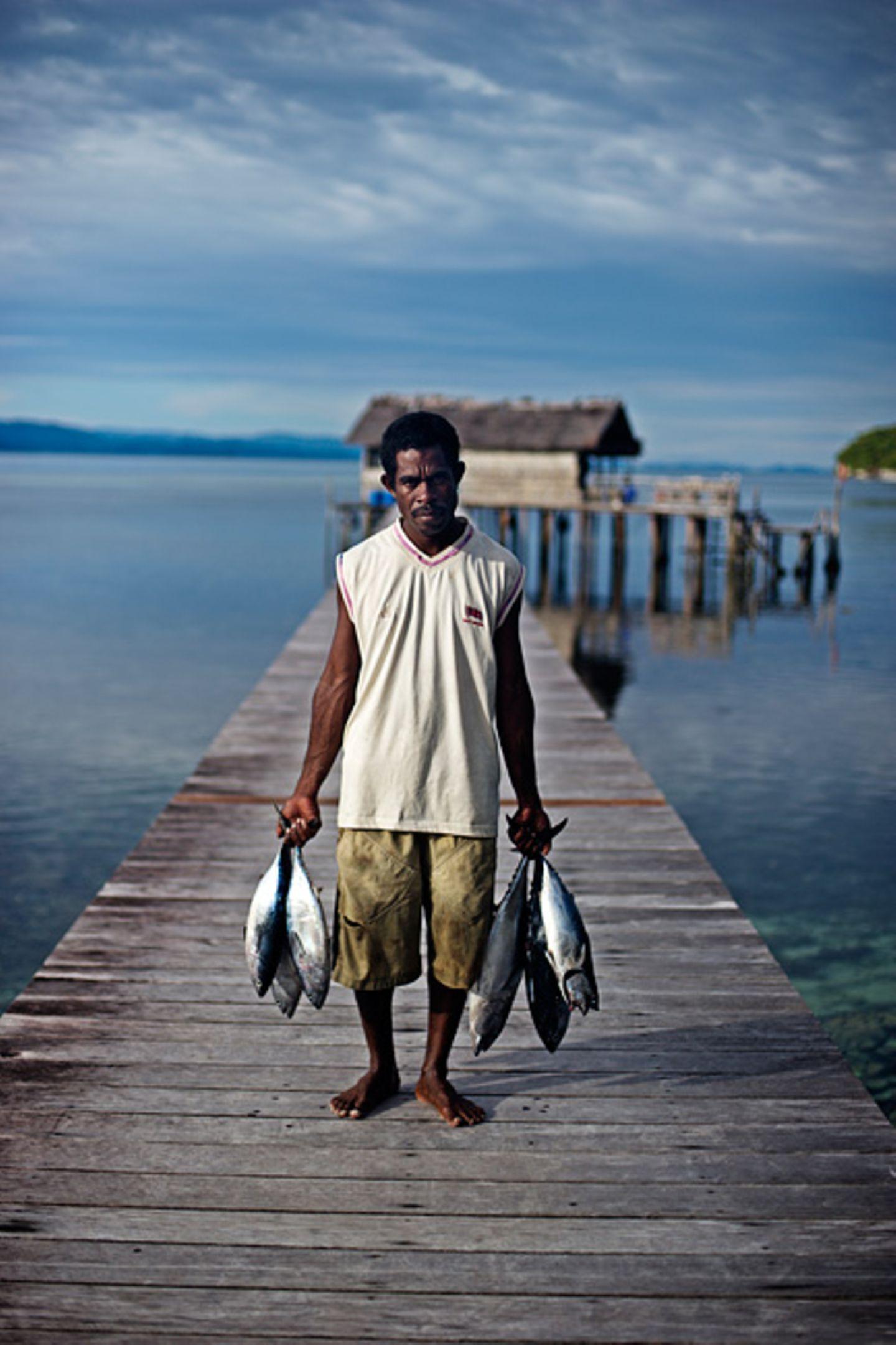 Papua Tauch-Resort