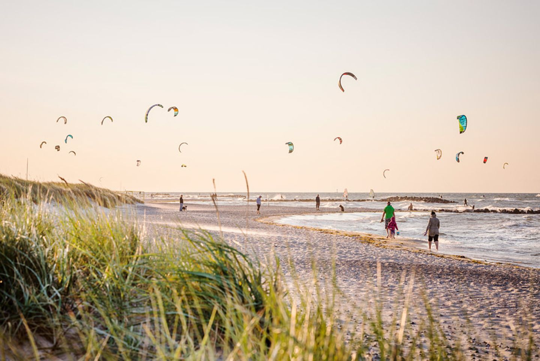Kalifornien in Schleswig-Holstein