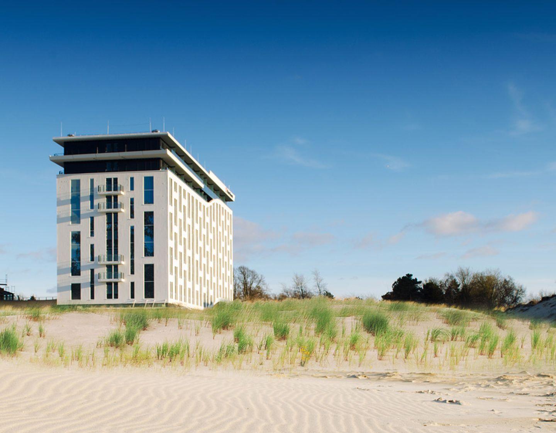 A-Ja Resort Warnemünde, Ostsee, Deutschland