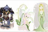 Fantasy-Figuren: Fotostrecke: Die Stars der Fantasy-Welt