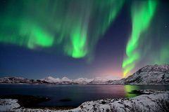 Skandinavien: Nordlichter