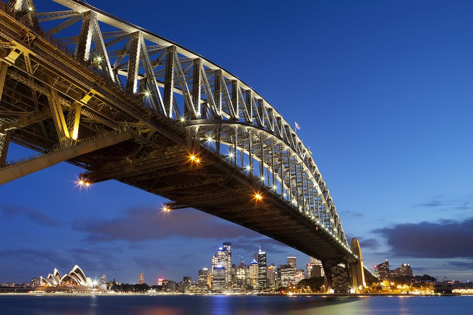 Fotogalerie: Australien im Querschnitt