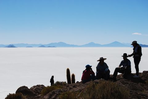 Bolivien: Berauscht vom Salar de Uyuni