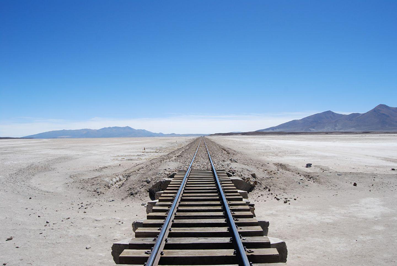 Ein Zug ins Nirgendwo