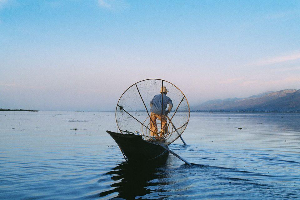 Fotogalerie: Burma/Myanmar Reisefotografien von 1985 bis heute