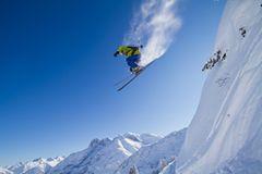 Schneesicher: Warth-Schröcken am Arlberg in Österreich