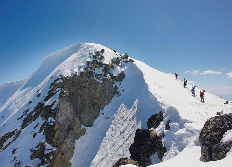 Schneesicher: Bansko, Bulgarien