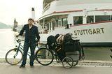 Start in Konstanz