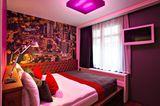 Budapest: Bohem Art Hotel