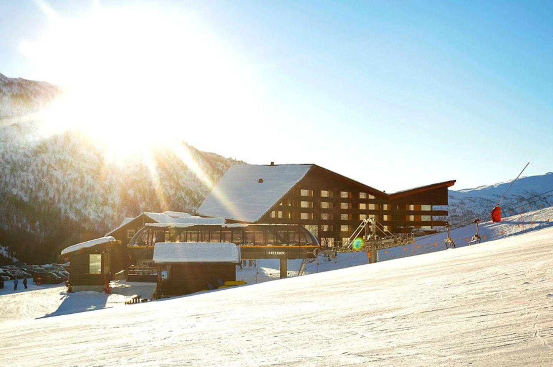 Norwegen: Myrkdalen